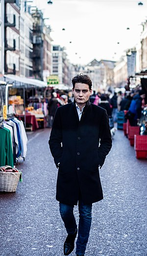 Netherlands in the Eurovision Song Contest 2016 - Douwe Bob