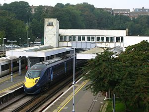 Dover Priory railway station - A high speed service to St Pancras