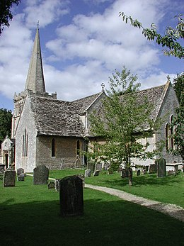 Down Ampney (Glos) All Saints Church - geograph.org.uk - 68217.jpg