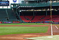 Down the first base line.jpg