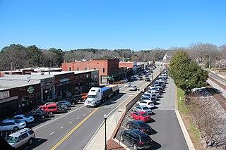 Acworth, Georgia City in Georgia, United States