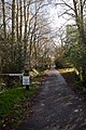 Driveway to Red House Farm - geograph.org.uk - 1609618.jpg