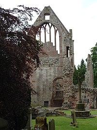 La abadía de Dryburgh