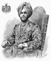 Dschagat Dschit Gurdit Singh Maharajah von Kapurthala 1893 Th. Mayerhofer.png