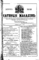 Duffy's Irish Catholic Magazine February 1847 p. 1.png