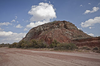 Duffys Peak mountain in United States of America