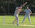 Dunmow CC v Felixstowe and Corinthians CC at Great Dunmow, Essex, England 013.jpg