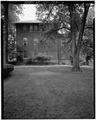 EAST VIEW OF SIDE ELEVATION - Berea College, Lincoln Hall, Berea College, Berea, Madison County, KY HABS KY,76-BER,1A-4.tif