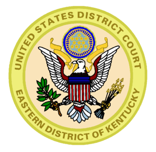 United States District Court for the Eastern District of Kentucky United States federal district court in Kentucky