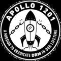 EFF Apollo logo bw.png