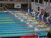 EK Zwemmen 2006 50m rugslag mannen