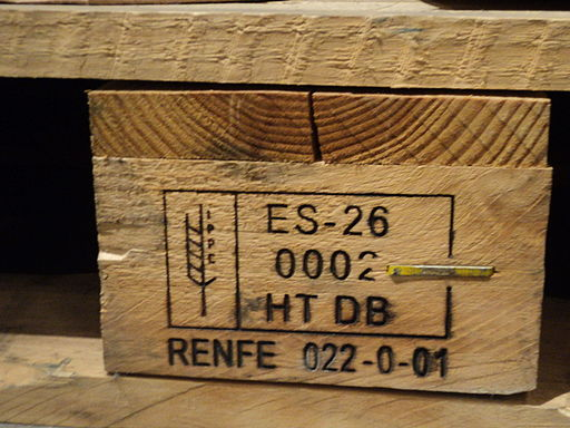 ES ISPM pallet how to tell determine check safety safe ok to use DIY trends shipping international pesticide chemicals have used treated with stamp ippc