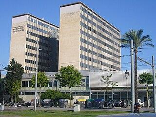 School of Industrial Engineering of Barcelona