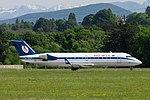 EW-100PJ Bombardier CL-600-2B19 CRJ-100ER CRJ1 - BRU (18642748586).jpg