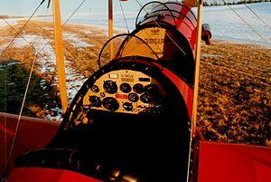 Early Bird Jenny - Early Bird Jenny instrument panel