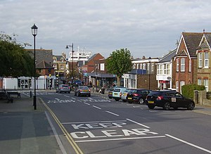 East Cowes - East Cowes town centre
