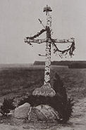 East Prussia war grave 1914