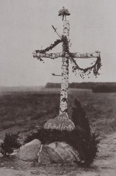 File:East Prussia war grave 1914.jpg