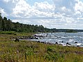 East bank of the Vänern lake in Sweden 02.jpg