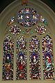 East window, St Helen's Church, Stonegate, York.JPG