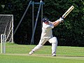 Eastons CC v. Chappel and Wakes Colne CC at Little Easton, Essex, England 36.jpg