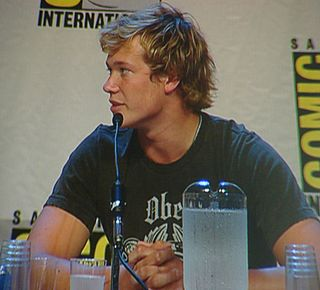 Ed Speleers British actor