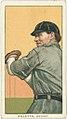Ed Willett, Detroit Tigers, baseball card portrait LCCN2008676803.jpg