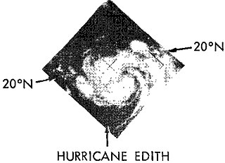Hurricane Edith (1963) Category 2 Atlantic hurricane in 1963