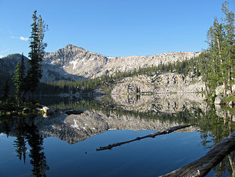 Sawtooth Range (Idaho) - Edna Lake