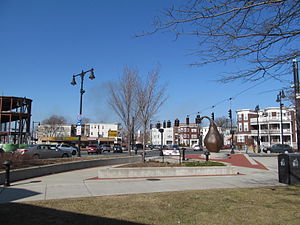 Edward Everett Square - Edward Everett Square