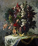 Edward Mitchell Bannister - Untitled (floral still life) - 1983.95.152 - Smithsonian American Art Museum.jpg