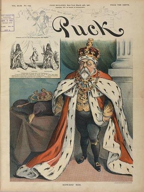 Edward VII (Puck magazine)