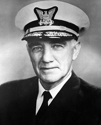 Vice Commandant of the United States Coast Guard - Image: Edwin J Roland