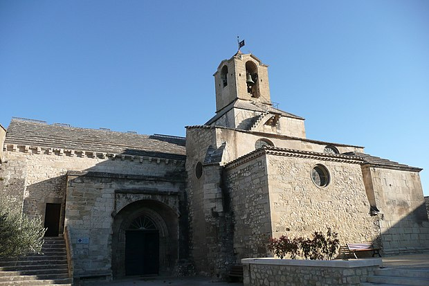 Monument historique à Noves