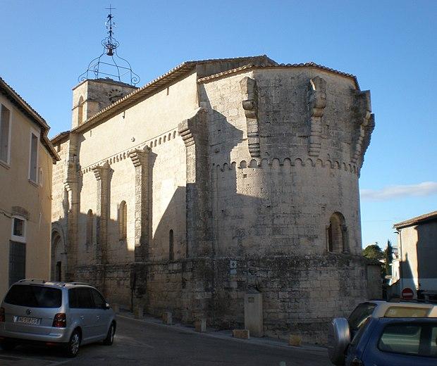 Monument historique à Castelnau-le-Lez
