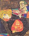 Egon Schiele - Heilige Familie - 1913.jpeg