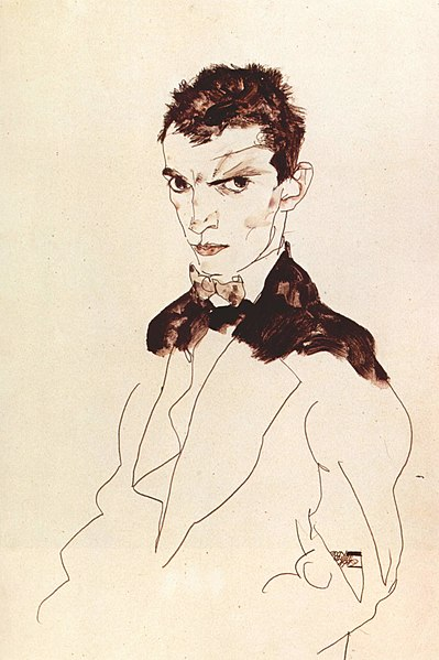 Self-portrait 1912