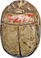 Egyptian - Scarab of Thutmose IV - Walters 4272 - Back.jpg