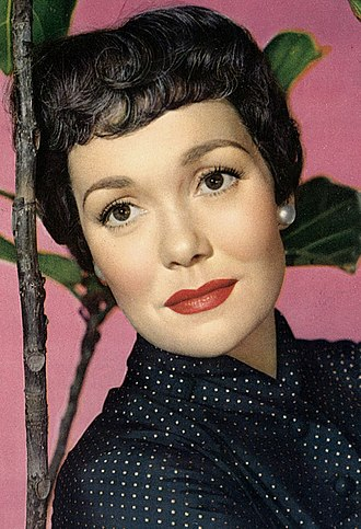 Jane Wyman - Wyman in 1953