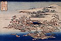 Eight Views of the Ryukyu Islands by Hokusai (Urasoe Art Museum) - Pines and Waves at Ryudo.jpg