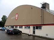 Eintracht frankfurt tennishalle