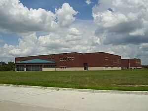 Eisenhower High School (Houston) - Eisenhower 9th Grade School