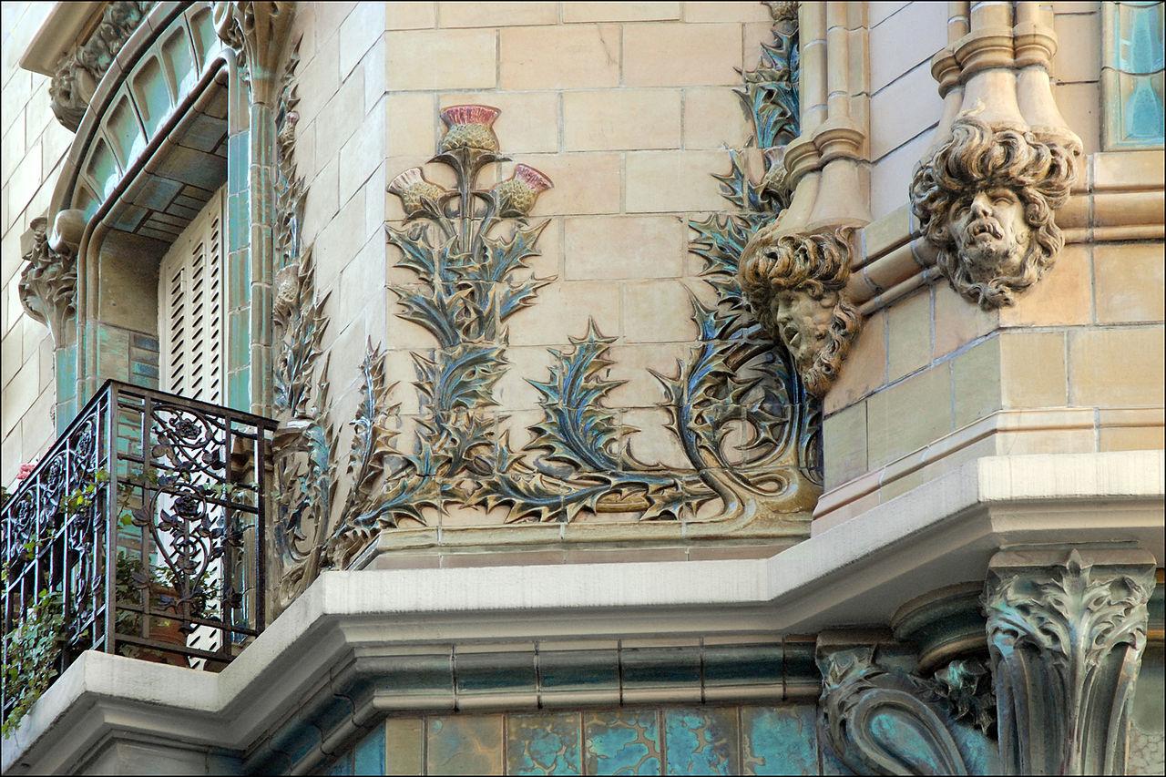 Decoration Vert Et Bleu Rdeau