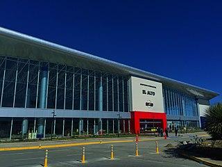 airport serving La Paz, Bolivia