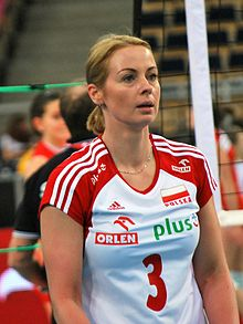Eleonora Dziękiewicz 07 - FIVB World Championship European Qualification Women Łódź January 2014.jpg
