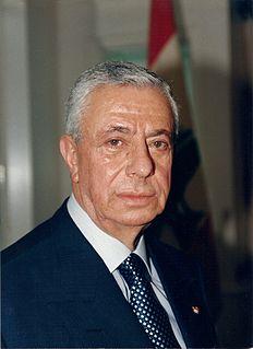 Lebanese politician