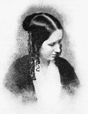 Elizabeth Cabot Agassiz - Elizabeth Agassiz in 1852