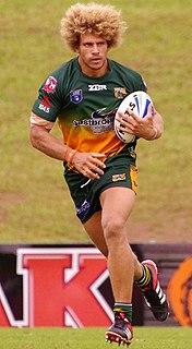 Eloni Vunakece Australian rugby league footballer