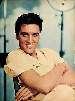 Elvis Presley - Modern Screen, June 1958