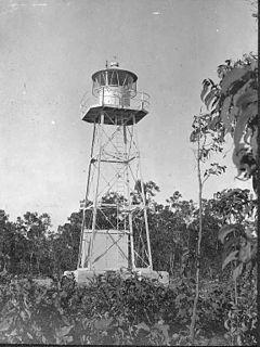 Emery Point Light lighthouse in Australia